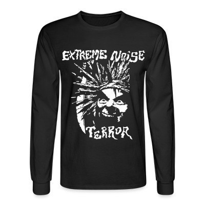 Long sleeves Extreme Noise Terror