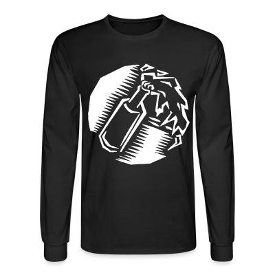 Long sleeves Molotov Cocktail