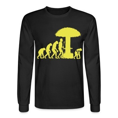 Long sleeves Nuke Evolution