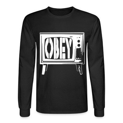 Long sleeves Obey TV