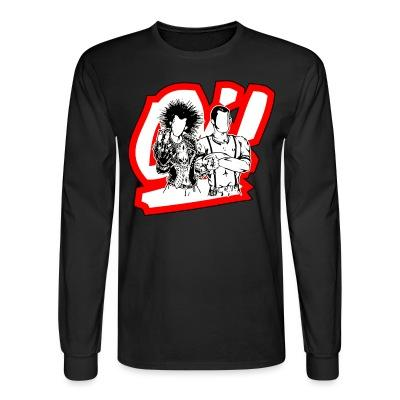 Long sleeves Oi! Punks & Skins