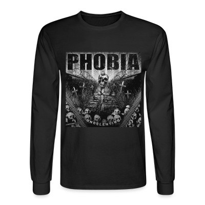 Long sleeves Phobia - Unrelenting
