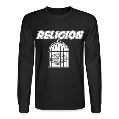 Long sleeves Religion prison