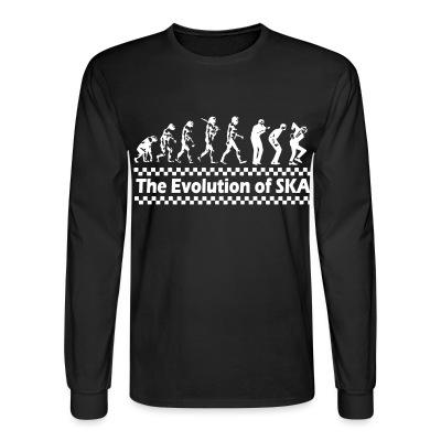 Long sleeves The evolution of SKA