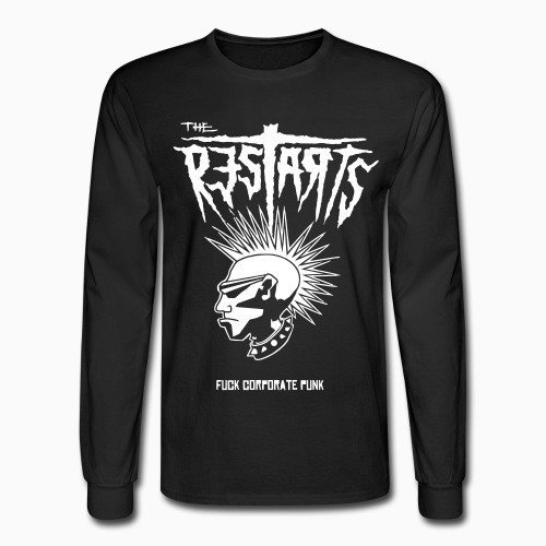 Long sleeves The Restarts - Fuck corporate punk