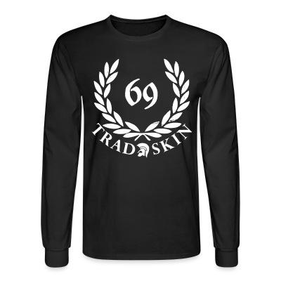 Long sleeves Trad skin 69
