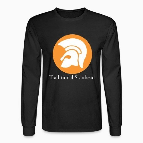 Long sleeves Traditional skinhead