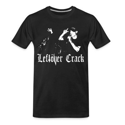 Organic T-shirt Leftover Crack