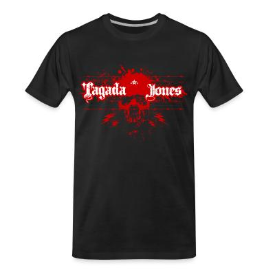 Organic T-shirt Tagada Jones