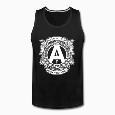 ALF - who, if not you? when, if not now?