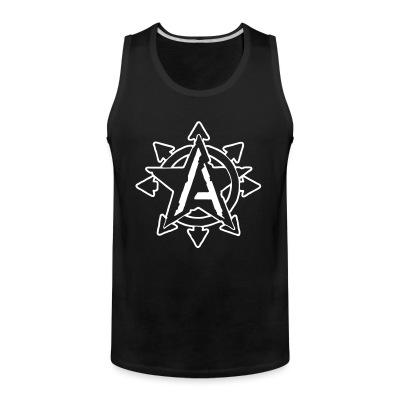 Tank top Anarchy Chaos