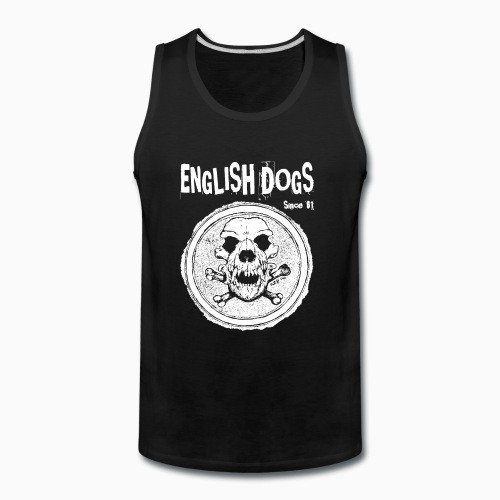 Tank top English Dogs - Since 81