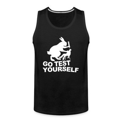 Tank top Go test yourself
