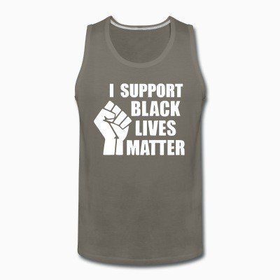 Tank top I Support Black Lives Matter