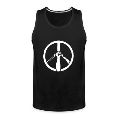 Tank top Peace Anti-Violence