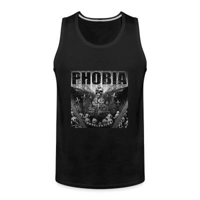 Tank top Phobia - Unrelenting