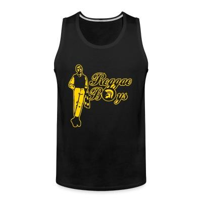Tank top Reggae Boys