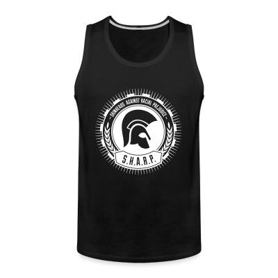 Tank top S.H.A.R.P. Skinheads Against Racial Prejudice