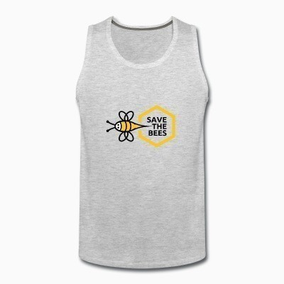 Tank top Save the bees