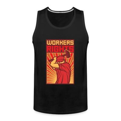 Tank top Workers rights