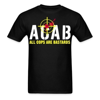 ACAB All Cops Are Bastards