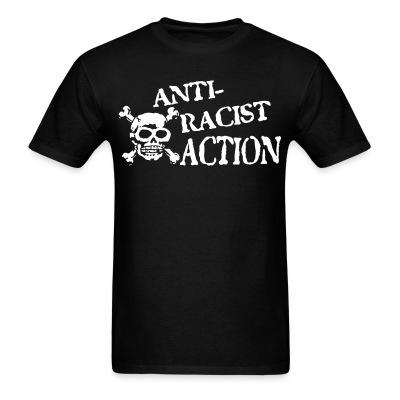 T-shirt Anti-racist action