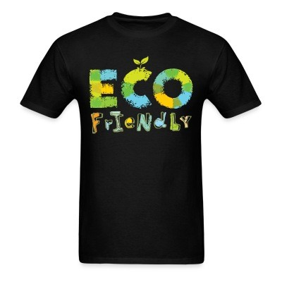 T-shirt Eco friendly