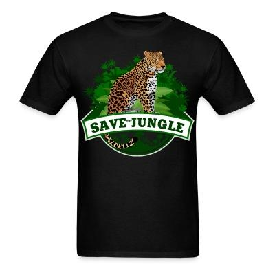 Save the jungle