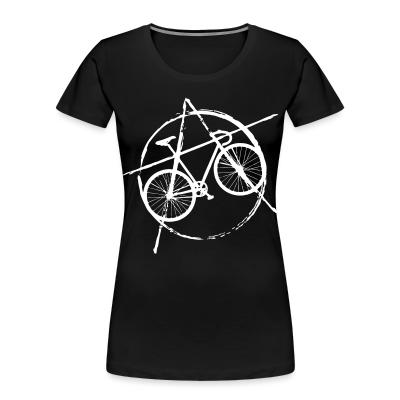 Women Organic Anarcho-cyclist