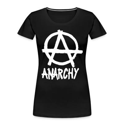 Women Organic Anarchy