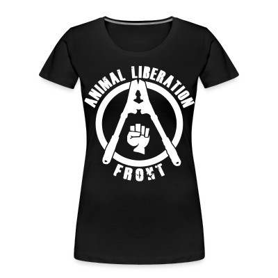 Women Organic Animal liberation front