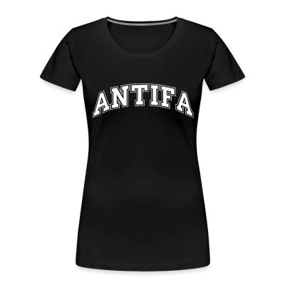 Women Organic Antifa