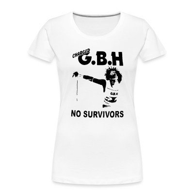 Women Organic Charged GBH - No Survivors