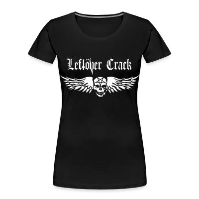 Women Organic Leftover Crack
