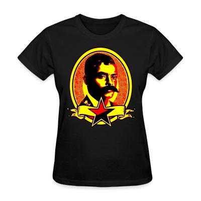 Women T-shirt Emiliano Zapata