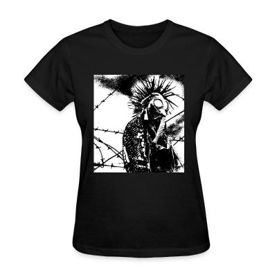Punk Women T-shirt