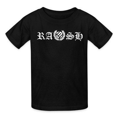 Kid tshirt RASH