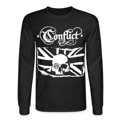 Long sleeves Conflict