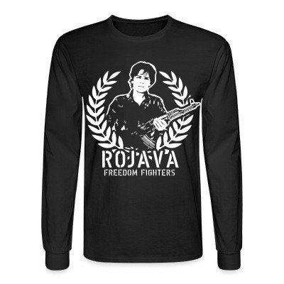 Long sleeves Rojava freedom fighters
