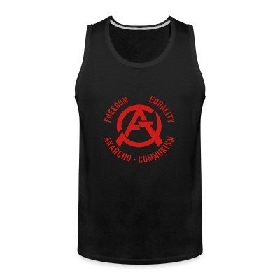 Tank top Freedom equality anarcho-communism