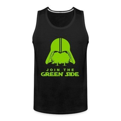 Tank top Join the green side