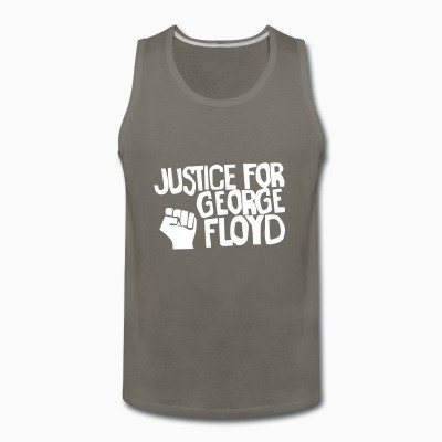 Tank top Justice For George Floyd