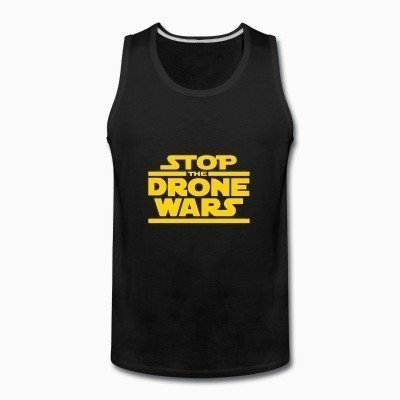 Tank top Stop the drone wars