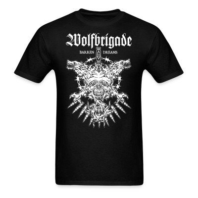 T-shirt Wolfbrigade barren dreams