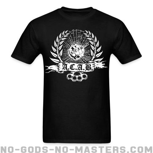 Standard t-shirt (unisex) A.C.A.B. All Cops Are Bastards - ACAB & police abuse