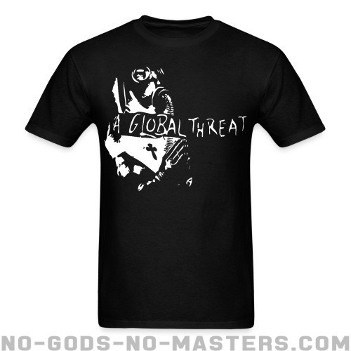 A Global Threat - Band Merch T-shirt