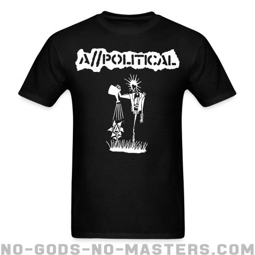 A//Political - Band Merch T-shirt