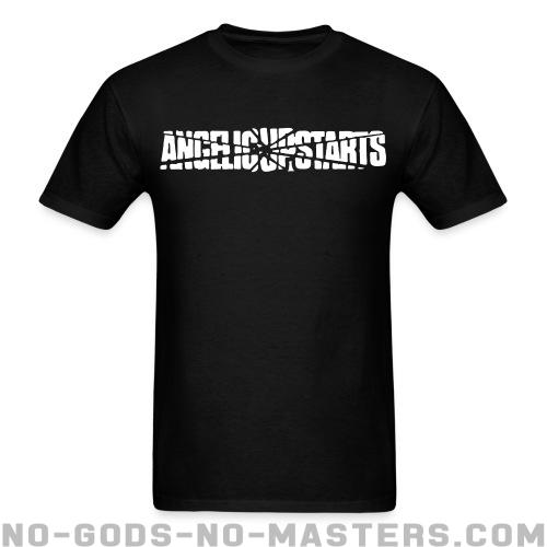 Angelic Upstarts - Band Merch T-shirt