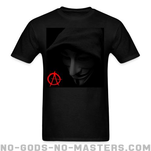 Standard t-shirt (unisex) anonymous-occupy-99-percent - Anonymous