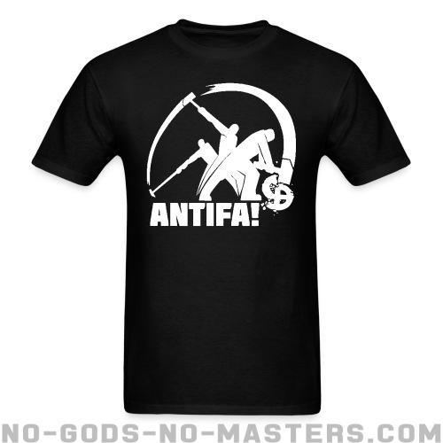 Antifa! - Anti-fascist T-shirt